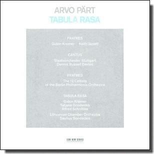 Tabula Rasa [CD]
