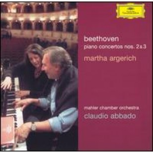 Piano Concertos No. 2 & 3 [CD]