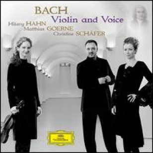 Violin and Voice [CD]