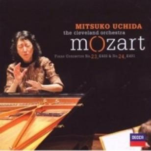Piano Concertos 23 & 24 [CD]