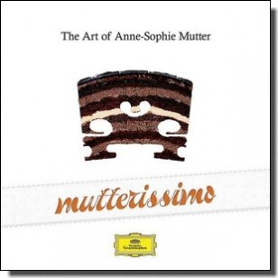 Mutterissimo - The Art of Anne-Sophie Mutter [2CD]