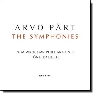 The Symphonies [CD]
