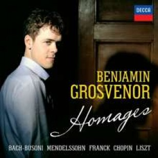 Homages [CD]