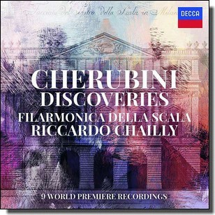Cherubini Discoveries [CD]