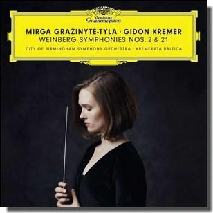 Weinberg Symphonies Nos. 2 & 21 [2CD]
