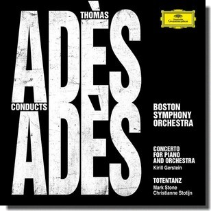 Ades Conducts Ades [CD]