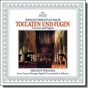 Toccaten und Fugen [LP]