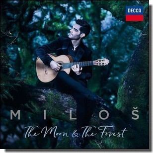 The Moon & The Forest [CD]