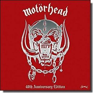 Motörhead [40th Anniversary Edition] [CD]