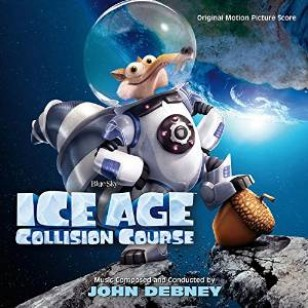 Ice Age: Collision Course [CD]