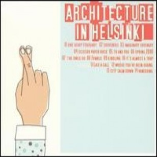 Fingers Crossed [CD]