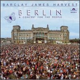 Berlin - A Concert For the People [CD]