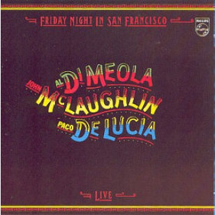 Friday Night in San Francisco (Live) [CD]