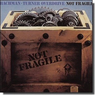 Not Fragile [CD]