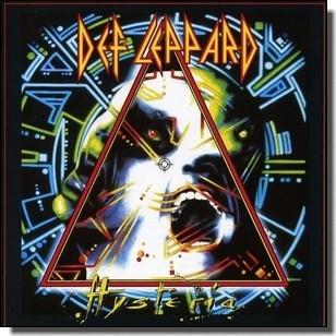 Hysteria [CD]
