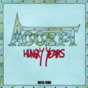 Hungry Years [CD]
