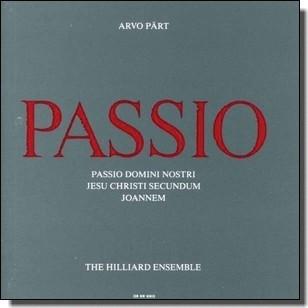 Passio [CD]