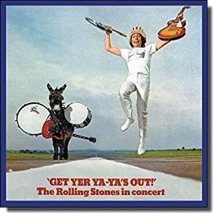 Get Yer Ya-Ya's Out! (Live) [CD]