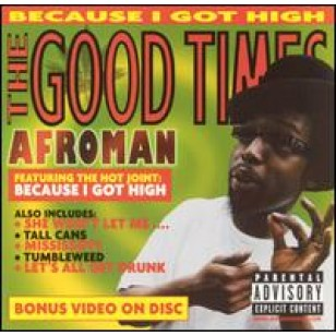 The Good Times [CD]