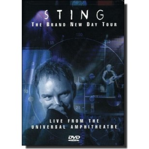 The Brand New Day Tour [DVD]
