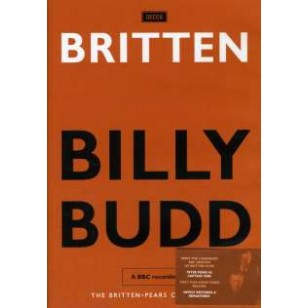 Billy Budd [DVD]