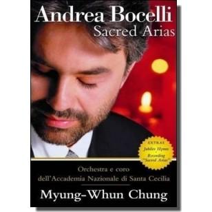 Sacred Arias [DVD]