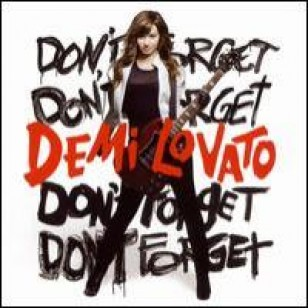 Don't Forget [CD]