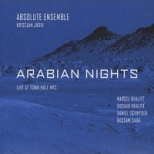Arabian Nights: Live At the Town Hall NYC [CD]