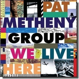 We Live Here [CD]