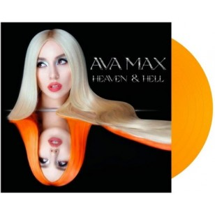 Heaven & Hell [Orange Transparent Vinyl] [LP]
