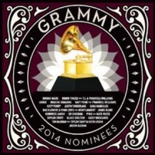 2014 Grammy Nominees [CD]