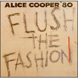 Flush the Fashion [CD]