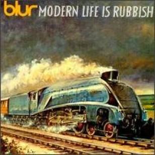 Modern Life Is Rubbish [CD]