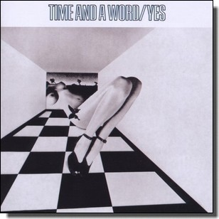 Time And A Word [CD]