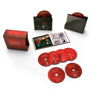 Legacy [12CD+DVD+Blu-ray]