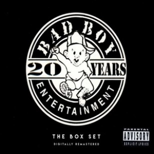 Bad Boy 20th Anniversary Box Set [5CD]
