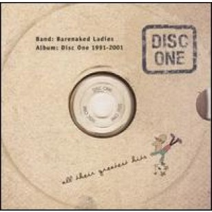Disc One: All Their Greatest Hits (1991-2001) [CD]