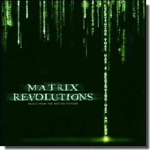 Matrix Revolutions [CD]