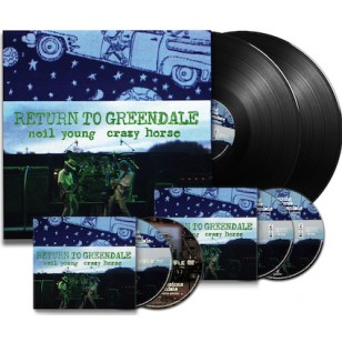 Return To Greendale (Live 2003) [2LP+ 2CD+ DVD+ Blu-ray]