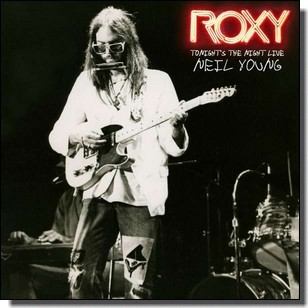 ROXY: Tonight's the Night Live [CD]