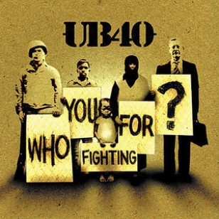 Who You Fighting For? [CD]
