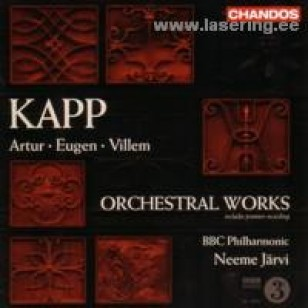 Kapp Family Orchestral Works [CD]