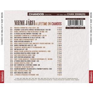A Lifetime on Chandos [25CD]