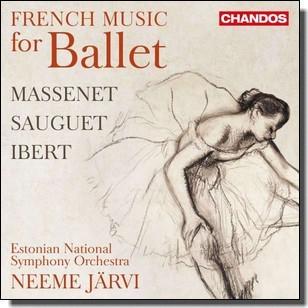 French Music for Ballet [CD]