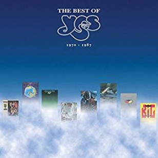 Best of Yes (1970-1987) [CD]