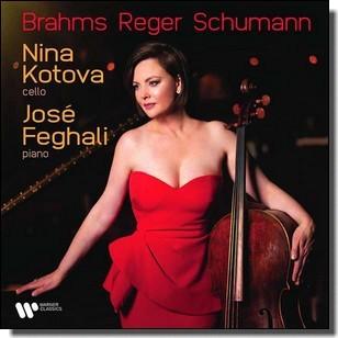 Brahms / Reger / Schumann [CD]