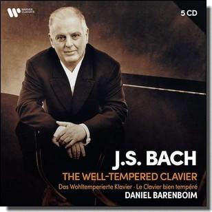 The Well-Tempered Clavier | Das Wohltemperierte Klavier 1 & 2 [5CD]