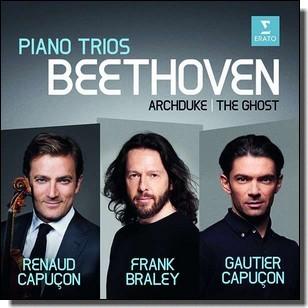 Piano Trios [CD]