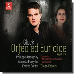 Gluck: Orfeo ed Euridice [CD]