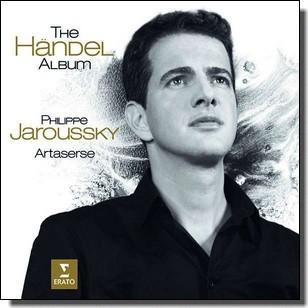 The Händel Album [CD]